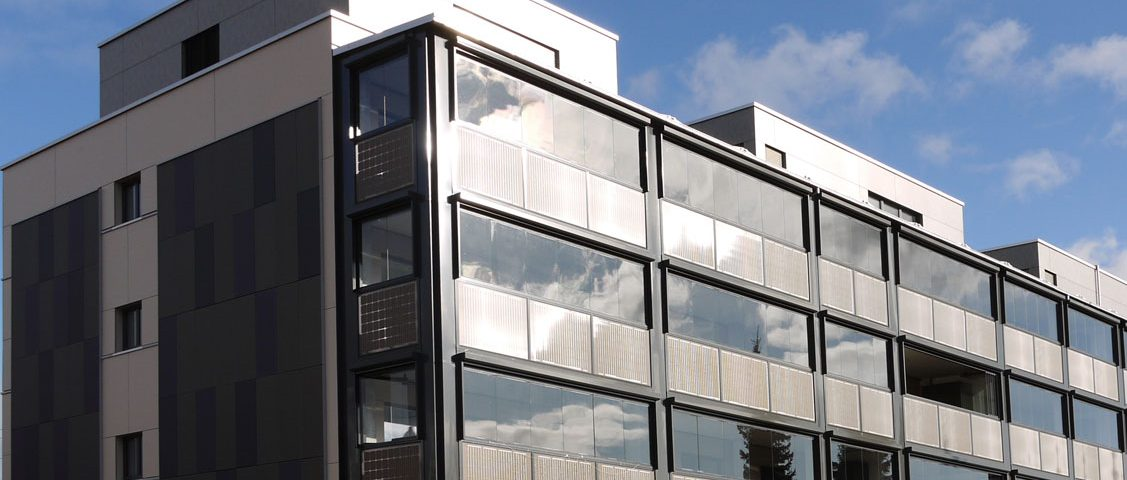 a2-solar delivers solar modules for a solar balcony power plant in  Switzerland